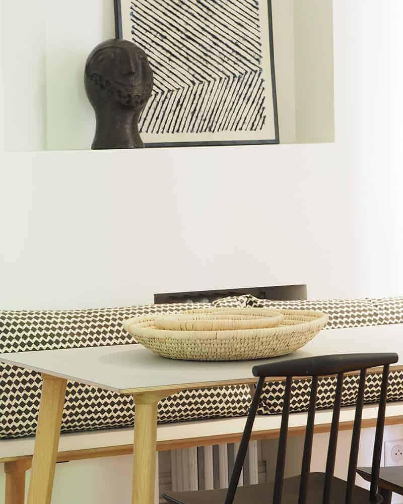 Lucie & Yohann - Une chaise dans une chambre - Abat-jour