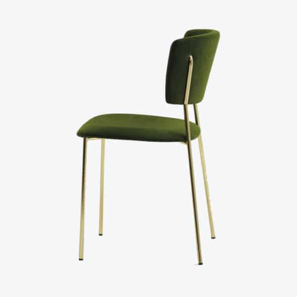 Chaise-Alix-By-Hyggelig-Edition-Laiton